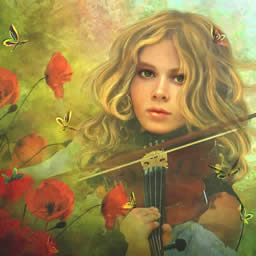 Lovely Violin