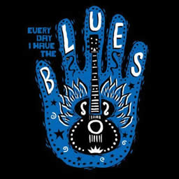 Blues Guitar Solo