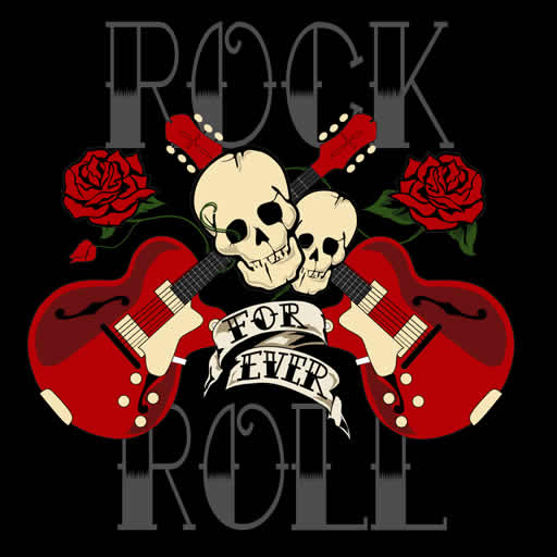 Rock N Roll Theme