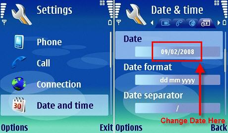 fix symbian expired certificate error